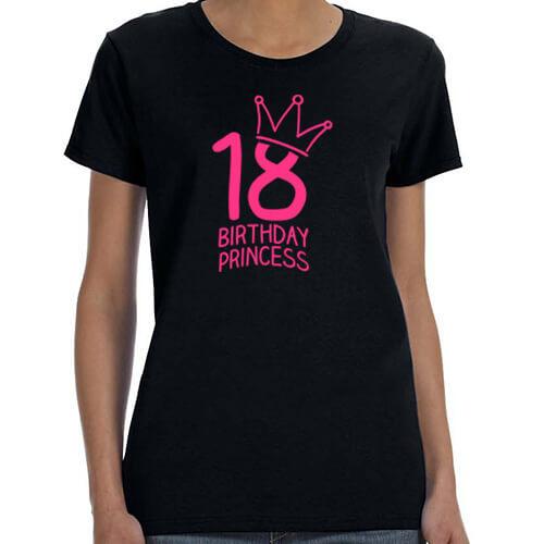 18 t shirt