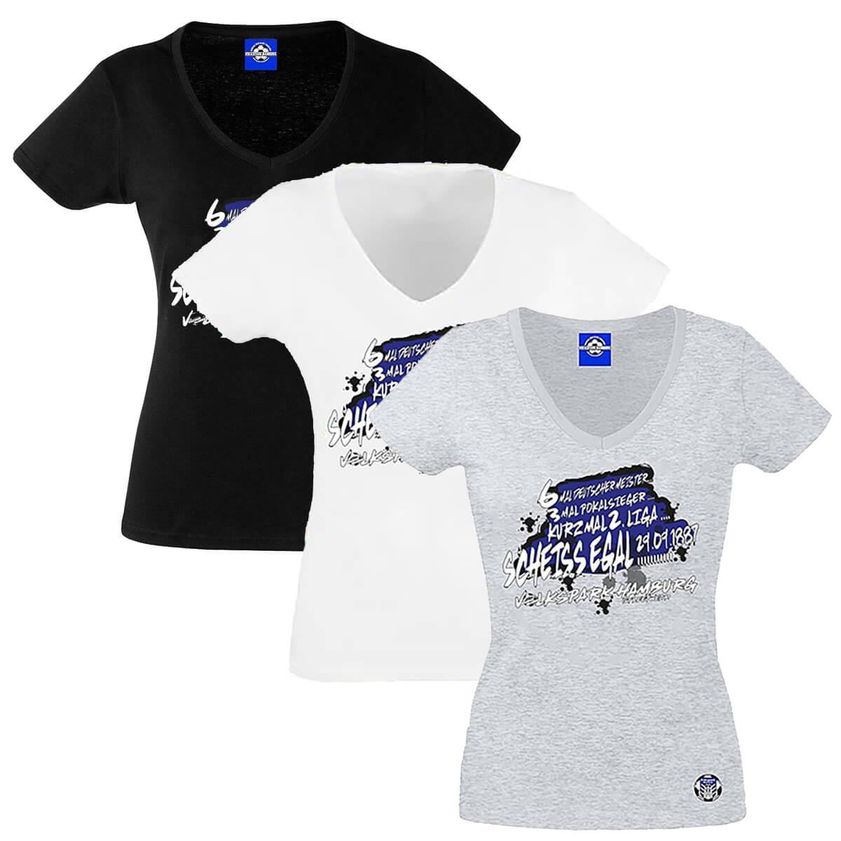 """9fd72339d04670 Damen Shirt """"Kurz mal 2. Liga"""" – Volkspark Textil   Werbedruck"""